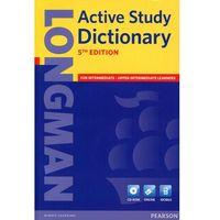 Longman Active Study Dictionary + CD-ROM (Miękka Oprawa) 5th Edition