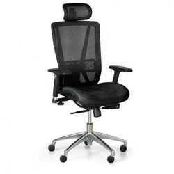 B2b partner Krzesło biurowe lester mf, czarny