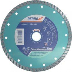 Tarcza do cięcia DEDRA H1101 125 x 22.2 diamentowa turbo z kategorii Tarcze do cięcia