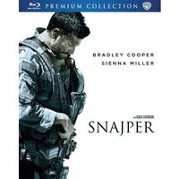 Snajper (Premium Collection) (Blu-ray) - Clint Eastwood (7321998336746)