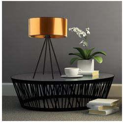 Lampka nocna z abażurem sierra mirror marki Lysne
