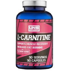 UNS L-Carnitine 90kaps - produkt z kategorii- Redukcja tkanki tłuszczowej