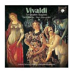 Vivaldi: Le Quattro Stagioni - Wyprzedaż do 90% (klasyczna muzyka dawna)
