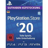 Play station network 20 eur de marki Sony