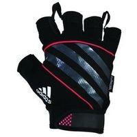 ADIDAS - ADGB-12333RD - Rękawice treningowe (L) - L z kategorii odzież fitness
