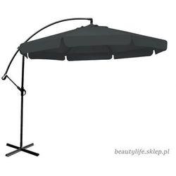 Duży parasol ogrodowy składany 350 cm Goodhome (5903089061106)
