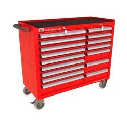 Wózek warsztatowy TRUCK z 16 szufladami PT-211-13 (5904054408872)
