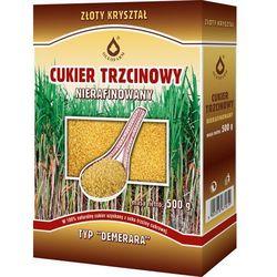 Cukier trzcinowy demerara 500g -  wyprodukowany przez Oleofarm
