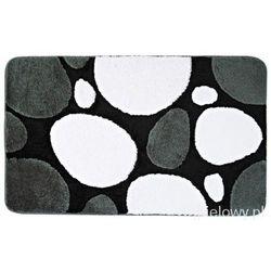 Pepple dywanik łazienkowy 60x90cm, akryl, czarny 720310 od producenta Ridder