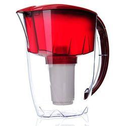 Dzbanek do wody Aquaphor PRESTIGE Czerwony- 2,8 l + filtr B100-5, Prestige_czerwony