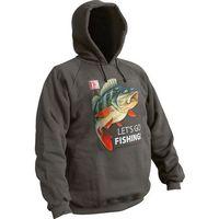 Dragon Bawełniana bluza z kapturem roz. M / BL-06-02
