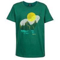 T-shirt koszulka  alpine zone tee ss deep teal marki Marmot