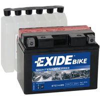 Akumulator motocyklowy Exide YTZ14S-BS 11Ah 205A