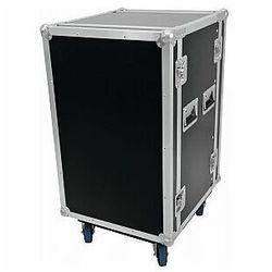 """Roadinger rack profi 18u 45cm uniwersalny case 19"""" z kółkami (4026397623864)"""