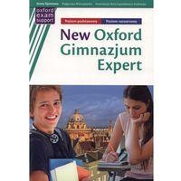 New Oxford gimnazjum Expert podręcznik z repetytorium z ćwiczeniami z płytą CD