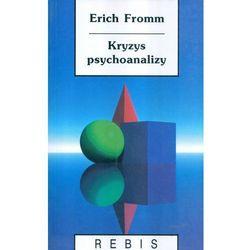 KRYZYS PSYCHOANALIZY (oprawa miękka) (Książka), książka w oprawie miękkej