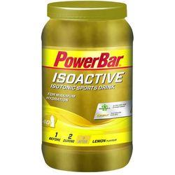 Koncentrat napoju izotonicznego Isoactive o smaku cytrynowym 1320g z kategorii Napoje energetyczne i izotonicz