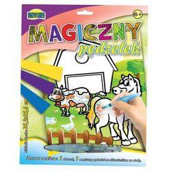 DROMADER Magiczny pędzelek mix z kategorii artykuły szkolne i plastyczne