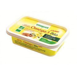 Margaryna omega-3 bio 250 g - vitaquell, marki Vitaquell (margaryny, majonezy, kremy, inne)