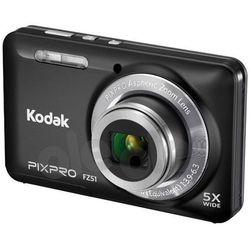 Kodak FZ51, kompakt