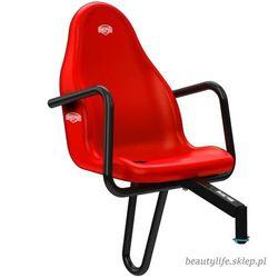 BERG Fotel pasażera Basic/Extra Czerwony do 30 kg (8715839060218)