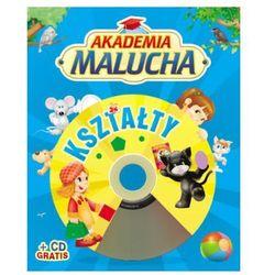 Kształty Akademia malucha + CD - Kozłowska Urszula