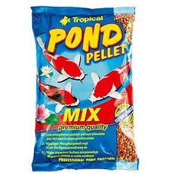 Tropical Pond Pellet Mix Size M (worek 1000ml/100g)