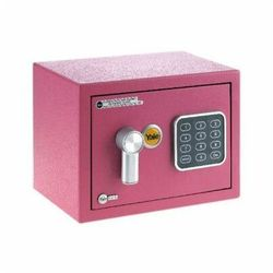 Ysv/170/db1 mały sejf domowy z zamkiem elektronicznym - różowy marki Yale