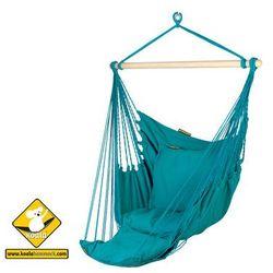 Fotel hamakowy szeroki z podstawką, Talapo Aqua HC-FR