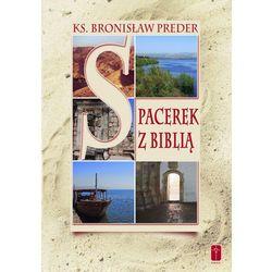 Spacerek z Biblią (ilość stron 214)