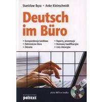 Deutsch Im Buro + Cd Mp3, oprawa miękka