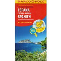 MARCO POLO Karte Länderkarte Spanien, Portugal 1:800 000