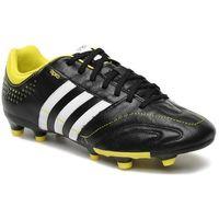 Buty piłkarskie  11 nova trx fg czarno-żółte - czarno-żółty ||czarno - zielony marki Adidas