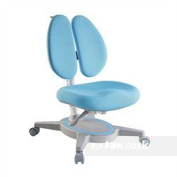 PRIMAVERA II BLUE - Krzesełko z regulacją wysokości FunDesk