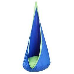 Fotel hamakowy dla dzieci JOKI, Niebieski / turkusowy JOD70