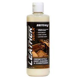 leather max - cleaner & conditioner 473ml for both leather & vinyl trim, marki Britemax
