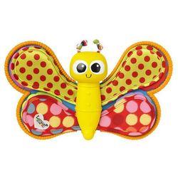 Lamaze Motylkowy album z dźwiękami - produkt z kategorii- maskotki interaktywne