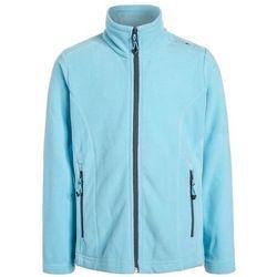 CMP Kurtka z polaru acquamarine/argento/asphalt/acacia z kategorii kurtki dla dzieci