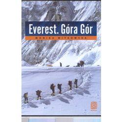 Everest Góra Gór, książka w oprawie miękkej