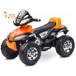 Toyz CUATRO Quad na akumulator dla dzieci nowość orange - produkt z kategorii- pojazdy elektryczne