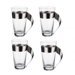 Villeroy&Boch New Wave zestaw szklanek do kawy Latte Macchiato 4cz., 11-3737-3421