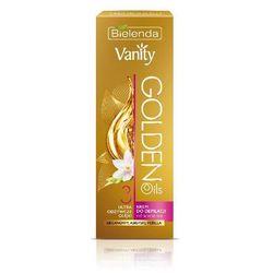 Bielenda, Vanity Golden Oils, krem do depilacji ultra odżywczy, 100 ml