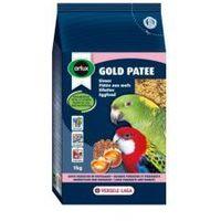 Versele-laga  gold patee large parakeets and parrots 1 kg - pokarm jajeczny dla średnich i dużych papug- ró