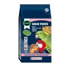 VERSELE-LAGA Gold Patee Large Parakeets And Parrots 1 kg - Pokarm Jajeczny Dla Średnich I Dużych Papug- RÓB ZAKUPY I ZBIERAJ PUNKTY PAYBACK - DARMOWA WYSYŁKA OD 99 ZŁ