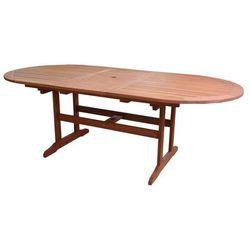 stół ogrodowy award rozkładany marki Rojaplast