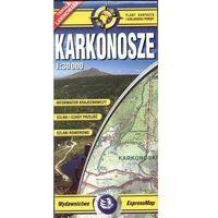Praca zbiorowa Karkonosze mapa turystyczna 1:30 000, książka z ISBN: 9788388112447