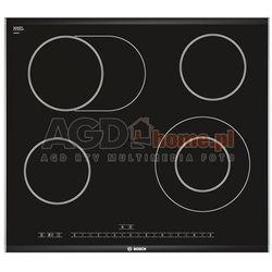 Bosch PKN675P1D, ceramiczna płyta
