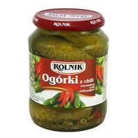 Rolnik Ogórki z chilli 720 ml
