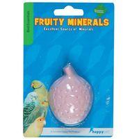 Minerały o smaku truskawki dla ptaków