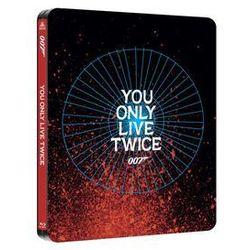 007 Żyje się tylko dwa razy (Steelbook) (BD) z kategorii Filmy przygodowe